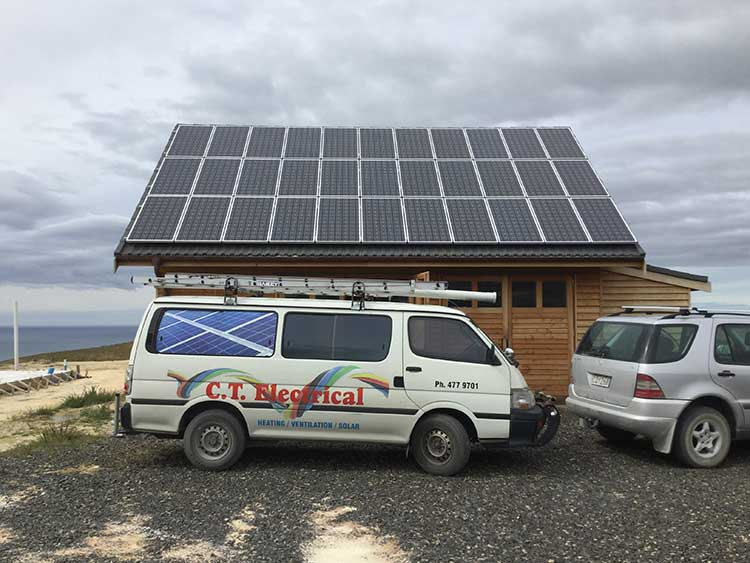 CT Electrical Solar PV